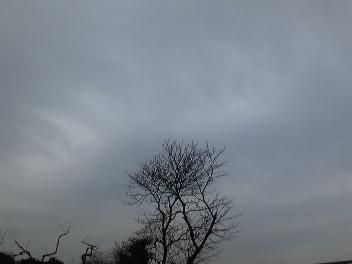 ♪きょうも昨日も雪の空♪