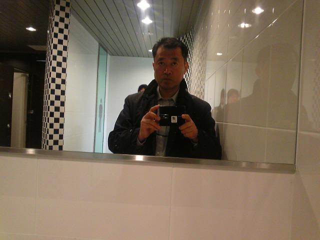 保坂恭一さん(<br />  51歳、独身、婚歴なし)<br />  禿げましたねえ